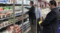 Cumhurbaşkanı Erdoğan'ın açıklamaları sonrası marketlere şok denetim: Tek tek fiyatlara bakıldı
