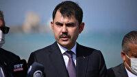 Bakan Kurum: Antalya ve Muğla'da 2 bin 516 bağımsız birimin acil ağır hasarlı ve yıkık olduğunun tespitini yaptık