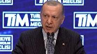 Cumhurbaşkanı Erdoğan'dan ihracatçıya müjde: Teminat sorunu ortadan kalkacak