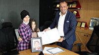 Annesini koronavirüsten kaybeden iş adamı aşı kampanyası başlattı: Bir parsel alana bir parsel hediye ediyor