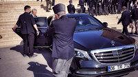 'Makam araçlarını sattım kullanmıyorum' diyen Mansur Yavaş lüks araçla görüntülendi