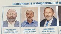 Rusya'daki Duma seçimlerinde ilginç olay: 3 adayın adı soyadı ve dış görünüşleri aynı