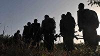 PKK'lı terörist grup SİHA'yla vuruldu