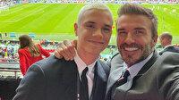 David Backham'ın oğlu da futbolcu oldu