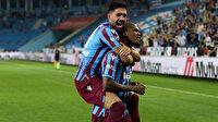 Trabzonspor'un 2 golcüsü ligde 14 takıma bedel