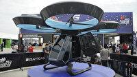 Türkiye'nin ilk uçan arabası görücüye çıktı: 'Cezeri'ye yoğun ilgi