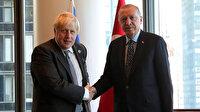 İngiltere Başbakanı Boris Johnson: Erdoğan'la görüşmemiz her zaman iyi