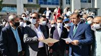 """""""AK Partililerin köklerini kazıyacağız"""" diyen CHP'li Celal Emir hakkında suç duyurusu"""