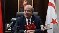 KKTC Cumhurbaşkanı Ersin Tatar: Cumhurbaşkanı Erdoğan bizim sesimiz ve gücümüz olmuştur