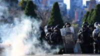Avustralya'da aşı karşıtlarının protestosu kaosa döndü: Polisten plastik mermili müdahale