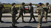"""Türk askeri Nahçıvan'da: 'Sarsılmaz Kardeşlik 2021 Tatbikatı"""" başlıyor"""