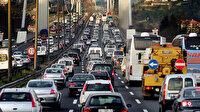 Sekiz ayda 820 bin araç trafiğe çıktı