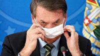 Brezilya Devlet Başkanı Bolsonaro karantinaya alındı