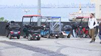 Adalar'da akülü araç tartışması: 5 Ekim'den sonra kullanmak yasak