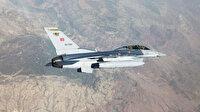 MSB 'Ansızın vurmaya devam' diyerek duyurdu: İki PKK'lı terörist hava operasyonuyla etkisiz