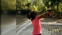 Küçük yeğenine zorla ateş ettiren amca vurulma tehlikesi atlattı