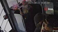 Van'da otobüs şoförü kalp krizi geçiren yolcuyu hastaneye yetiştirdi