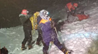 Rusya'da Elbruz Dağı'nda facia: Mahsur kalan 19 dağcıdan 5'i öldü