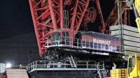 Akkuyu NGS'de sona doğru: Dünyanın en güçlü inşaat vinçlerinden biri daha devreye alındı
