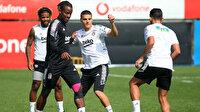 Sakatlıklarla boğuşan Beşiktaş'ta 3 futbolcu döndü