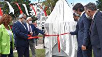 Bir heykel daha: İsmet İnönü'nün doğum gününde adı verilen park ve büst açıldı