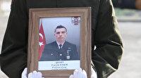 Uzman Çavuş Faruk Eser için Hakkari'de uğurlama töreni