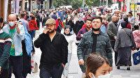 En yüksek vaka Trabzon'da