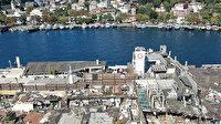 İstanbul Boğazı'nın ortasında moloz yığını: Harabeye dönmüş ada görüntü kirliliği oluşturuyor