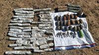 Örgütün kanlı planlarına darbe: Bitlis'te 10 kg patlayıcı ele geçirildi