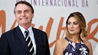 Aşı karşıtı Brezilya Devlet Başkanı'nın eşinin New York'ta Kovid-19 aşısı olduğu ortaya çıktı
