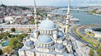 Yeni Cami 2022'de  ibadete açılıyor