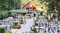 Tabiat Parkı'na, 600 kişilik nikah salonu