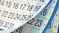 Dini günler takvimi: 2022 Resmi tatiller ne zaman?
