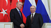 Erdoğan ve Putin görüşmesinde ana gündem Suriye