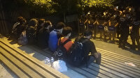 Yurt eylemlerine katılan öğrencilerin KYK başvurusu yok