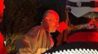Bursa'da sıra dışı olay: Kayıp olduğu sanılan şahıs kendisini arama çalışmasına katıldı