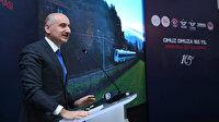 Bakan Karaismailoğlu: Ankara-İstanbul Hızlı Tren hattındaki çalışmalar önümüzdeki yıl bitecek
