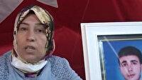 Evlat nöbeti tutan anne Elhaman: HDP katil hırsız ve evlatları çalan partidir