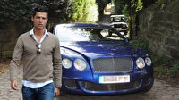 Akaryakıt krizi Cristiano Ronaldo'yu da vurdu: Tek damla benzin alamadı