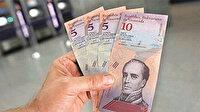 Venezuela para biriminden altı sıfırı sildi