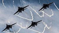 Çin'den savaş ilanı gibi tahrik: 25 savaş uçağıyla Tayvan hava sahasını ihlal etti