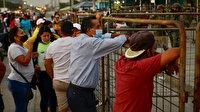 Ekvador'da cezaevinde çeteler arasındaki çatışmalarda ölenlerin sayısı 118'e çıktı