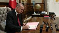 Cumhurbaşkanı Erdoğan imzaladı: Çok sayıda vali ve emniyet müdürünün ataması yapıldı