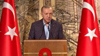 Cumhurbaşkanı Erdoğan'dan İslamafobi mesajı: Korona sonrası dönemde daha da yaygınlaşacaktır
