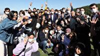 Cumhurbaşkanı Erdoğan Manisa'daki gençlere telefonla seslendi: Sizlerin buluşmasını çok çok önemsiyorum