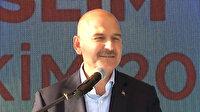 Bakan Soylu: Etrafımızdaki ateş çemberine rağmen Türkiye'yi bir istikrar adası haline getirdik