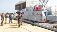 Kıyı güvenliğine Türkiye modeli