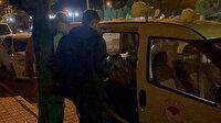 Kırıkkale'de delta varyantı olduğu halde sokağa çıkan kişi ile arkadaşı karantinaya alındı
