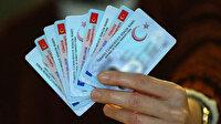 2 milyon kişinin ehliyeti kimlik kartına aktarıldı