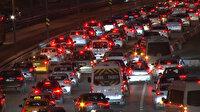 İstanbul'da pazartesi mesaisi erken başladı: Yoğunluk yüzde 50'ye ulaştı